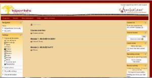 Screenshot for Blog